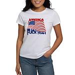 america fuck yeah Women's T-Shirt