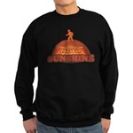Walking on Sunshine Sweatshirt (dark)
