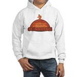 Walking on Sunshine Hooded Sweatshirt