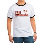 Free mammograms Ringer T