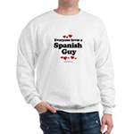 Everyone loves a Spanish Guy - Sweatshirt