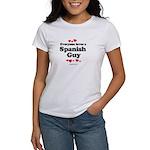 Everyone loves a Spanish Guy - Women's T-Shirt