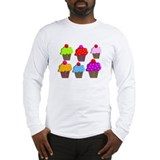 Food Lovers Long Sleeve T-Shirt