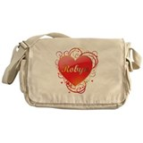 Robyn Valentines Messenger Bag