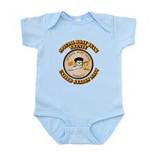 Navy - SOF - Special Boat Team 20 Infant Bodysuit