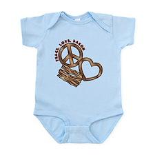 P,L,Bacon Infant Bodysuit