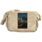 Aiguille Verte Messenger Bag
