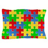 Puzzle Pillow Case