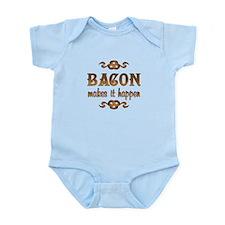 Bacon Infant Bodysuit