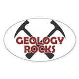 Geology Rocks Decal
