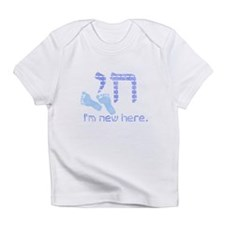 Chai, I'm new here! Infant T-Shirt