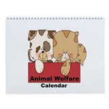 Animal Welfare Wall Calendar