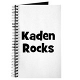 Kaden Rocks Journal