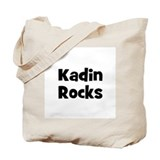Kadin Rocks Tote Bag