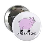 A Pig Says Oink Button