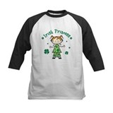 Irish Princess Stick Figure Tee