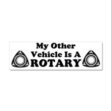 Other Vehicle is a Rotary magnet Car Magnet 10 x 3