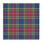 Tartan - MacBeth Tile Coaster