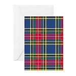 Tartan - MacBeth Greeting Cards (Pk of 10)