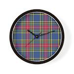 Tartan - MacBeth Wall Clock