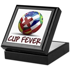 World Cup Fever Keepsake Box
