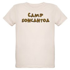 Camp Sohcahtoa Trigonometry T-Shirt