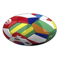 World Cup Fever Decal