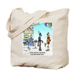Human Free Work Place Tote Bag