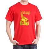 Lonesome George Black T-Shirt