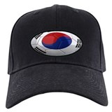 Team South Korea Baseball Hat