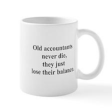 old accountants Mug