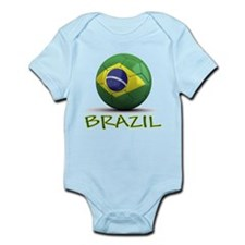 Team Brazil Infant Bodysuit