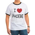 I heart phoebe Ringer T