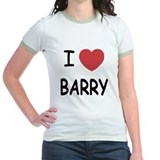 I heart barry T