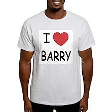 I heart barry T-Shirt