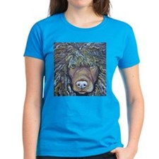 Funny Irish water spaniel Tee