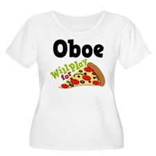 Oboe Play For Pizza T-Shirt