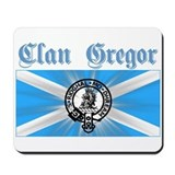 Cute Scottish mcgregor Mousepad