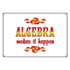 Algebra Banner