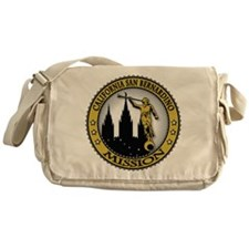 California San Bernardino LDS Messenger Bag