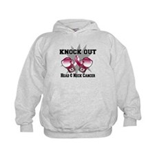 Knock Head Neck Cancer Hoodie
