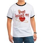 Brent Lassoed My Heart Ringer T