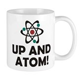 Up and Atom Coffee Mug