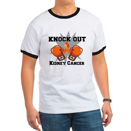 Knock Out Kidney Cancer Ringer T