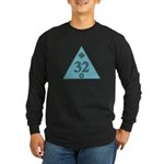 32nd Degree Canada Long Sleeve Dark T-Shirt