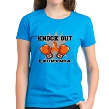 Knock Out Leukemia Tee