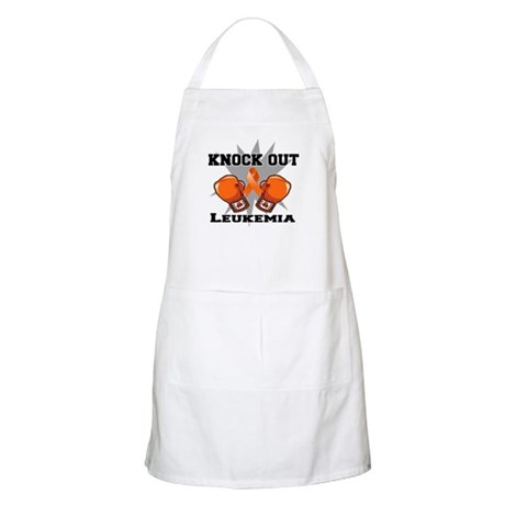 Knock Out Leukemia Apron