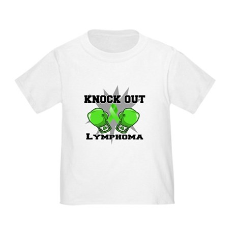 Knock Out Lymphoma Toddler T-Shirt