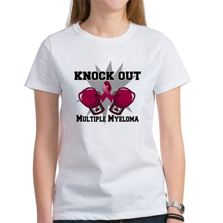 Knock Multiple Myeloma Women's T-Shirt