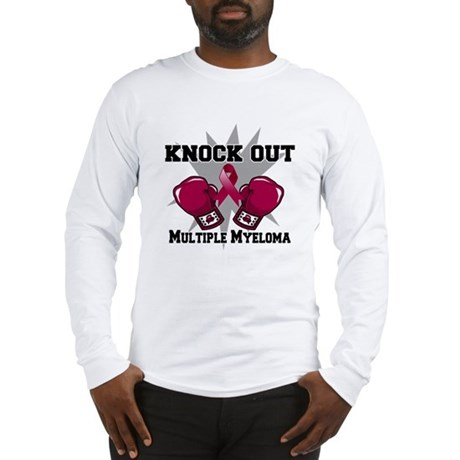Knock Multiple Myeloma Long Sleeve T-Shirt